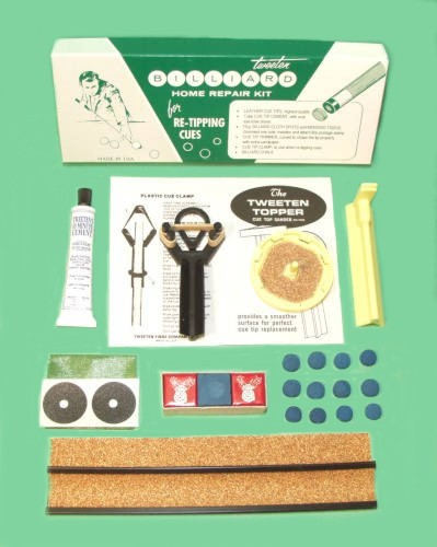 Billiard Repair Kit
